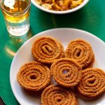 chakli recipe, how to make instant chakli recipe | rice chakli recipe