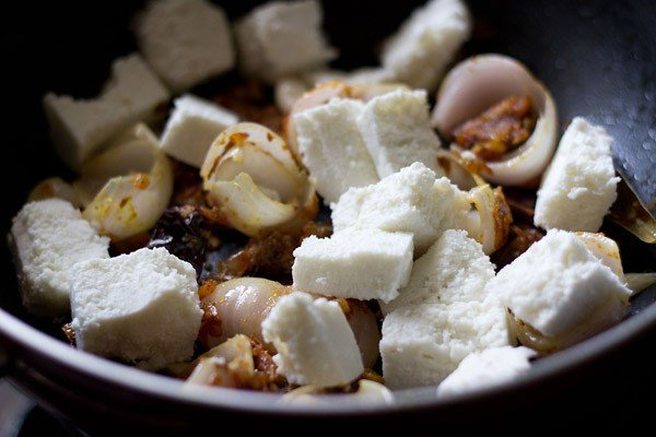 add paneer for paneer do pyaza recipe