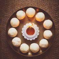rava laddu recipe, how to make rava laddu recipe | easy rava ladoo recipe