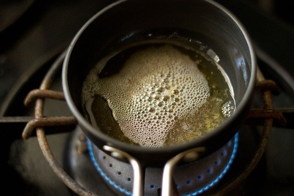 tempering for gujarati dal recipe