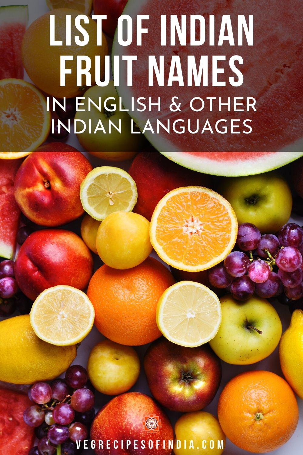 Fruits Name All Fruits Name In English And Hindi Fruits Name List