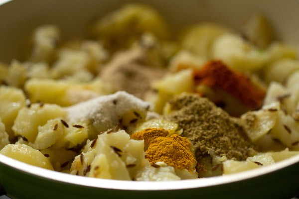 spices for hing jeera aloo recipe