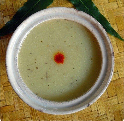 bottlegourd soup