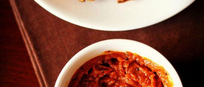 tomato chutney recipe, how to make tomato chutney