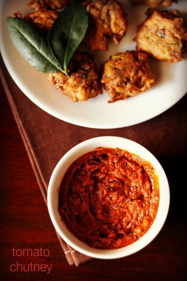 tomato chutney recipe | tomato chutney for dosa idli | tamatar ki chutney recipe
