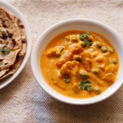 veg makhanwala recipe, veg makhani recipe