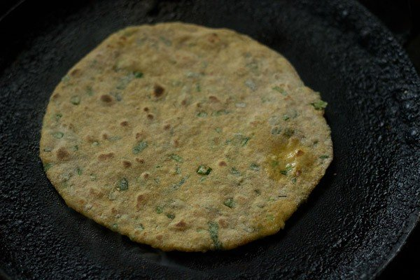 cooking vegetable paratha recipe