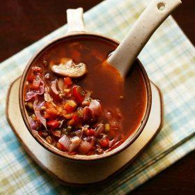vegetable soup recipe, mix veg soup recipe