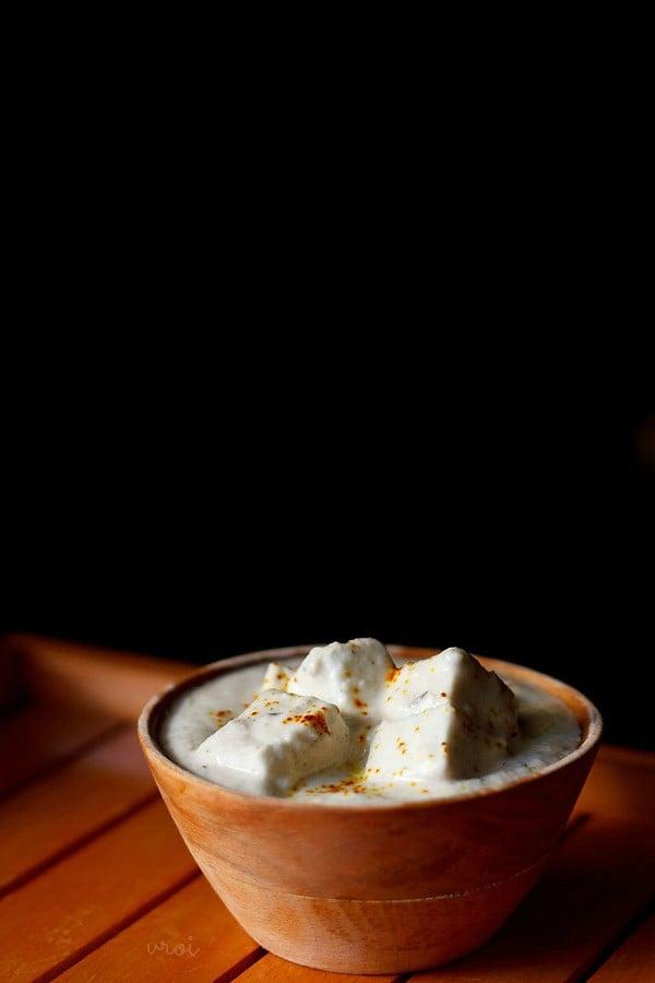 mughlai shahi paneer korma recipe