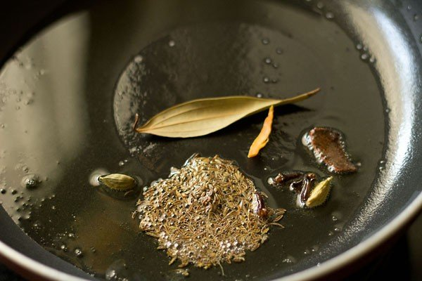 spices for paneer korma recipe