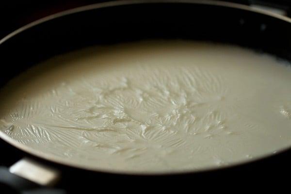 milk for rabdi recipe