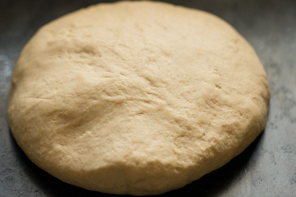 dough for making whole wheat veg pizza recipe