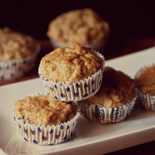 eggless banana muffins recipe