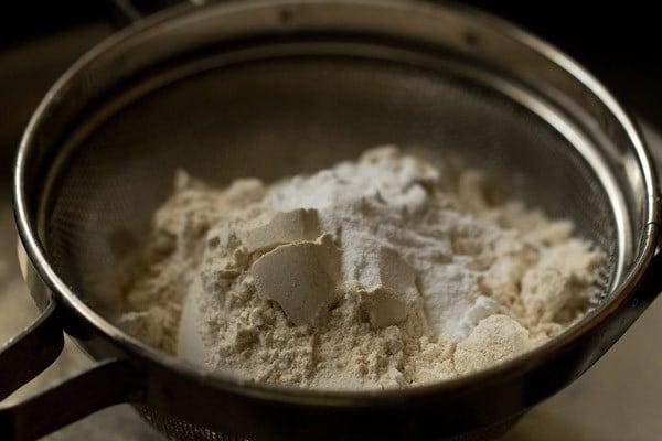 flour for eggless pound cake recipe
