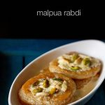 malpua recipe, how to make malpua rabdi recipe | fluffy malpua recipe