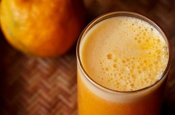 how to make orange juice in mixer or blender | juice recipes