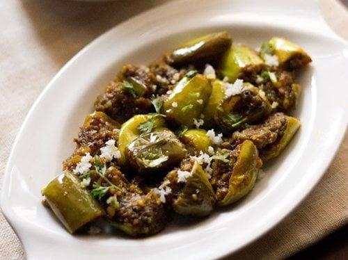 vangi bhaji recipe