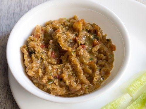 vangi bharit recipe