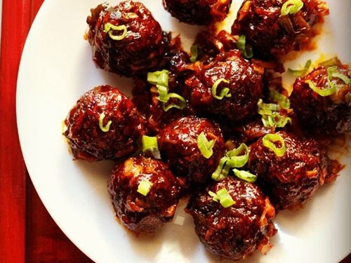Veg manchurian dry recipe how to make dry vegetable manchurian recipe veg manchurian dry recipe forumfinder Images