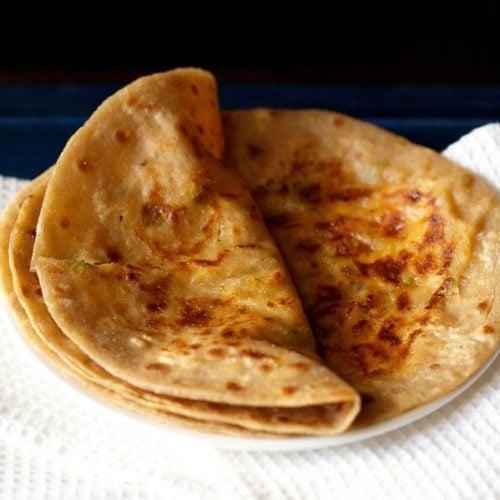 cheese paratha recipe