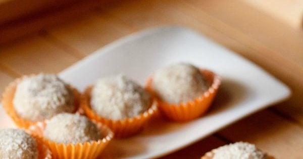 coconut ladoos with condensed milk recipe