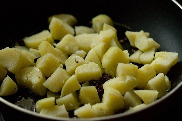 aloo for jeera aloo recipe