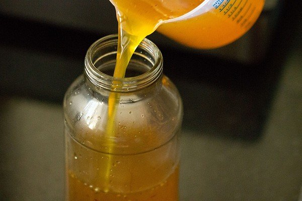 how to prepare homemade lemon squash