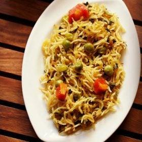methi pulao, methi rice recipe