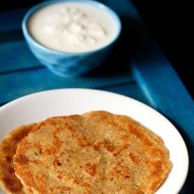 rajgira paratha recipe, amaranth paratha recipe