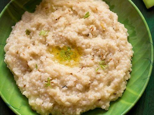 samvat rice khichdi recipe