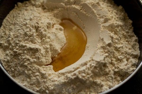 oil for tandoori roti recipe