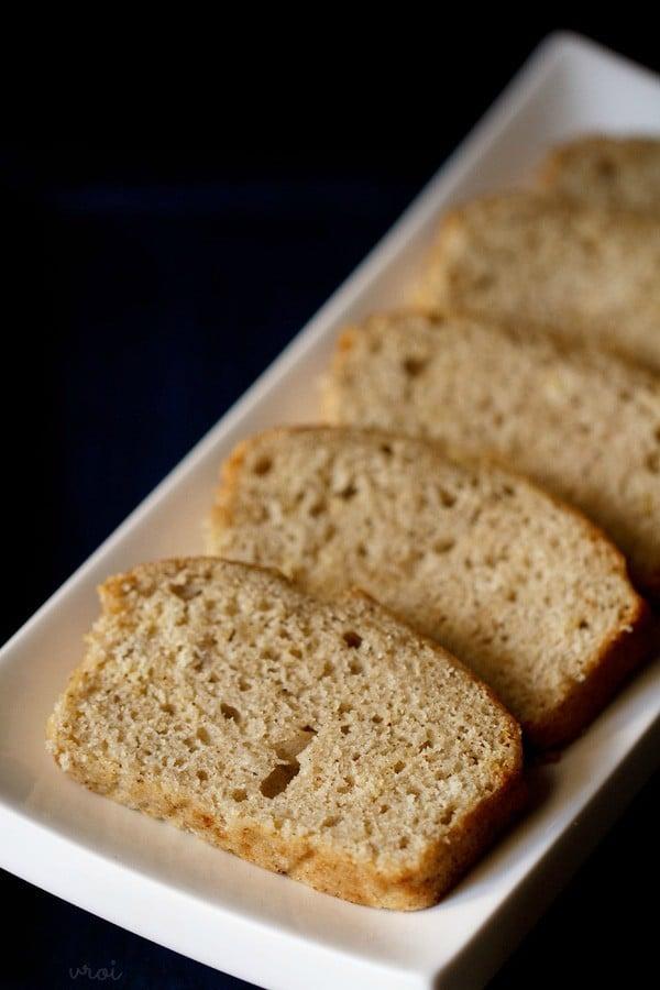 vegan sponge cake