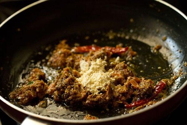 besan for achari paneer recipe