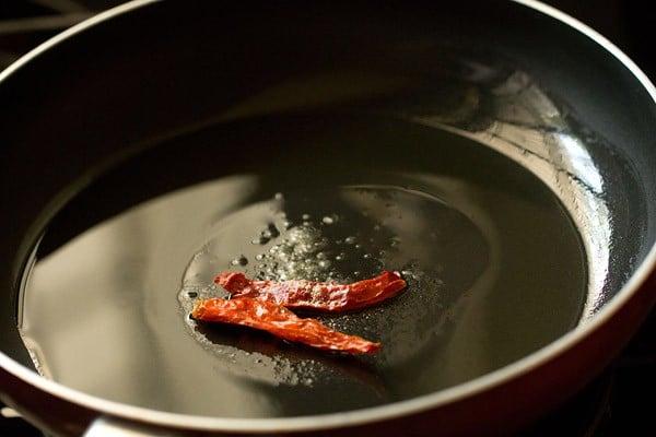 ghee for achari paneer masala recipe