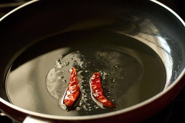 chillies for achari paneer masala recipe