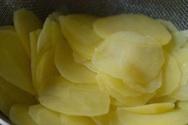 making baked potato wafers recipe