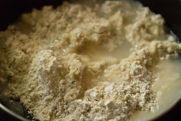 water for jowar roti recipe