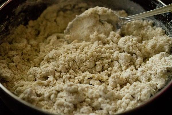 dough for jowar roti recipe