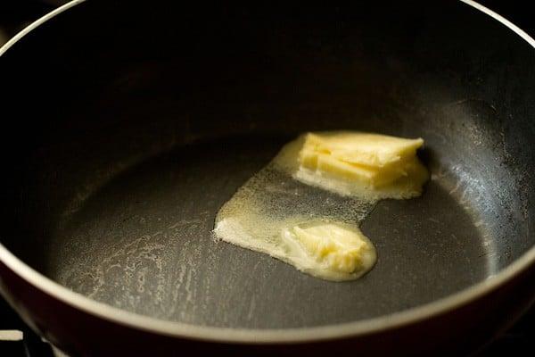 butter for kaju butter masala recipe