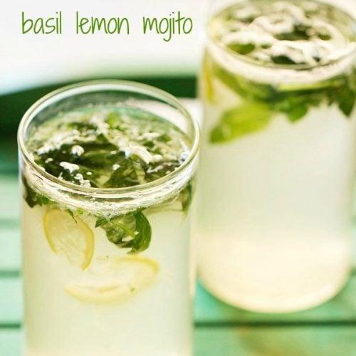 lemon mojito recipe