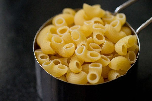elbow macaroni for mac and cheese