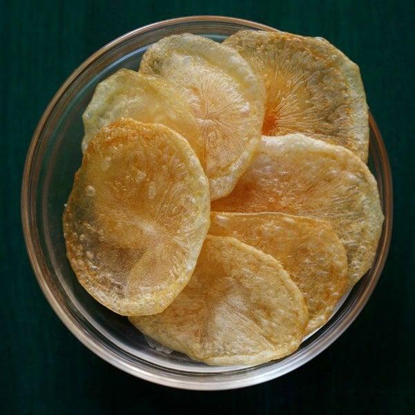 potato chips recipe, potato wafers recipe