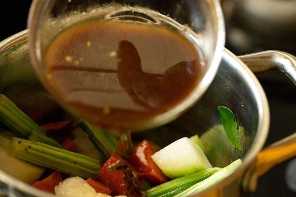 tamarind for arachuvitta sambar recipe