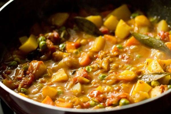 cooking bombay biryani recipe