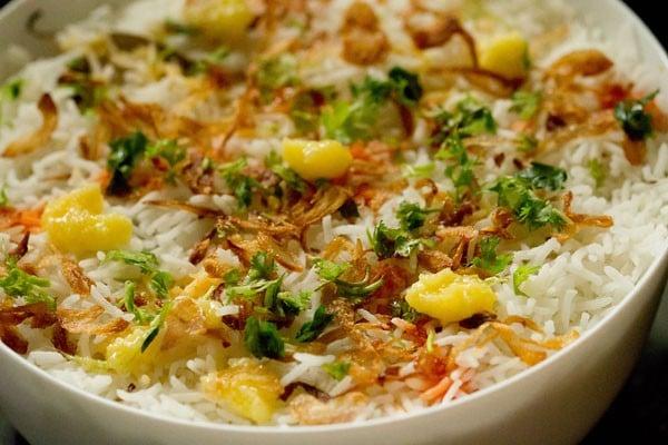 ghee for mumbai biryani recipe