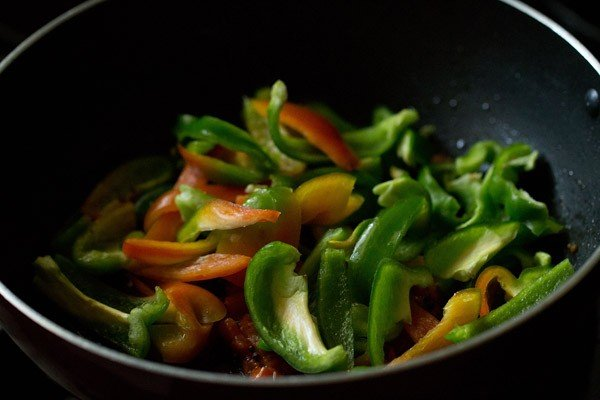 capsicum for capsicum masala recipe