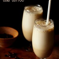 cold coffee recipe, how to make cold coffee recipe | cafe style cold coffee