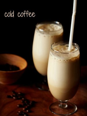 cold coffee recipe, how to make cold coffee