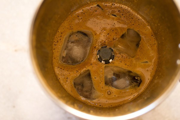 ice for cold coffee recipe
