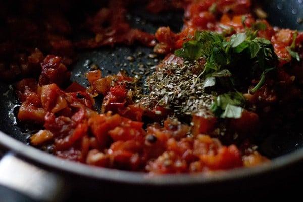 basil for eggplant parmigiana recipe